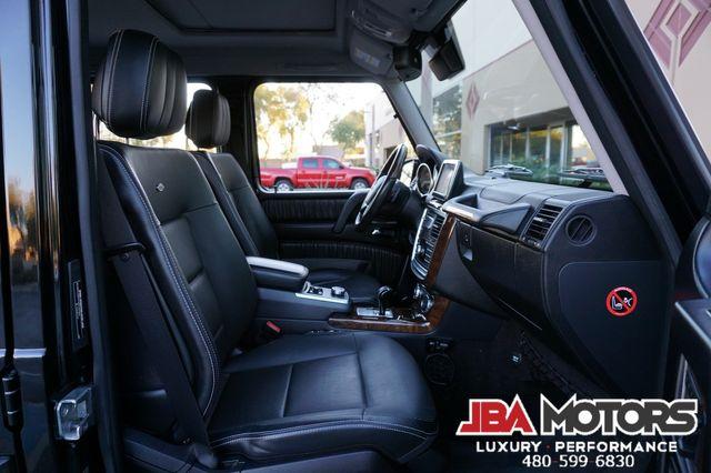 2015 Mercedes-Benz G550 G Class 550 G Wagon ~ ONLY 29K LOW MILES in Mesa, AZ 85202