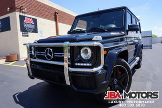 2015 Mercedes-Benz G63 AMG G Class 63 G Wagon Bi-Turbo V8 Diamond Stitch | MESA, AZ | JBA MOTORS in Mesa AZ