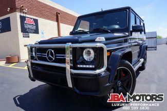 2015 Mercedes-Benz G63 AMG G Class 63 G Wagon Bi-Turbo V8 Diamond Stitch | MESA, AZ | JBA MOTORS in Mesa AZ