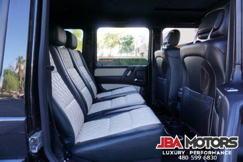 2015 Mercedes-Benz G63 AMG G Class 63 G Wagon Bi-Turbo V8 Diamond Stitch | MESA, AZ | JBA MOTORS in MESA, AZ