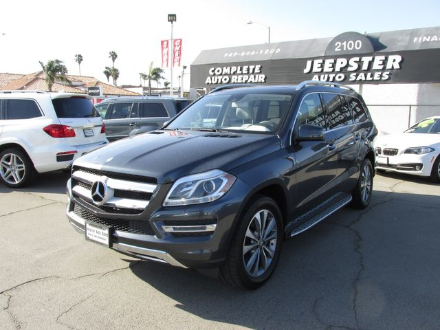 2015 Mercedes-Benz GL 350 BlueTEC AWD in Costa Mesa, California 92627