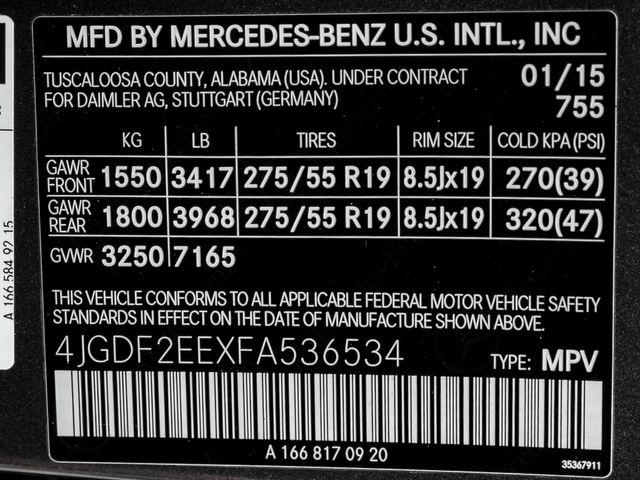 2015 Mercedes-Benz GL 350 BlueTEC Burbank, CA 31
