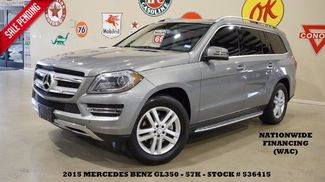 2015 Mercedes-Benz GL 350 BlueTEC 4-MATIC ROOF,NAV,360 CAM,HTD LTH,57K! in Carrollton TX, 75006