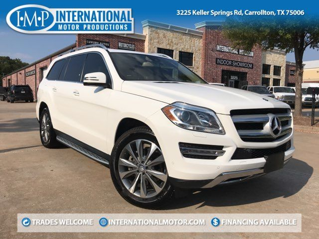 2015 Mercedes-Benz GL 450 ONE OWNER