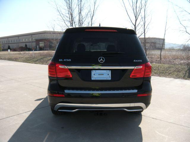 2015 Mercedes-Benz GL 450 Chesterfield, Missouri 6