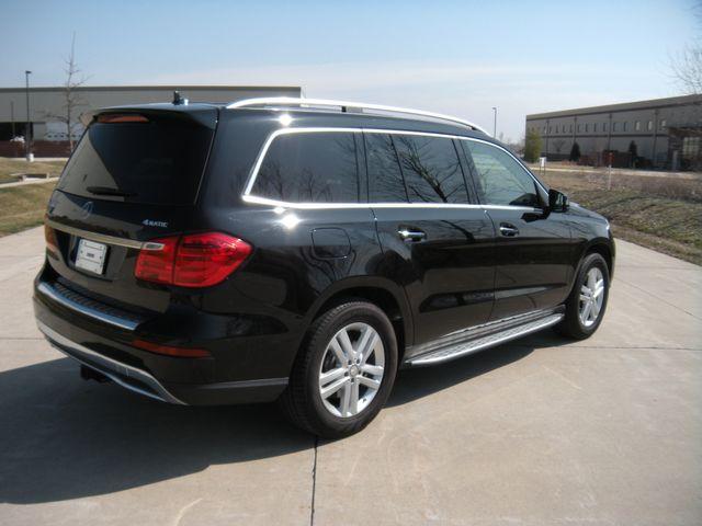 2015 Mercedes-Benz GL 450 Chesterfield, Missouri 5