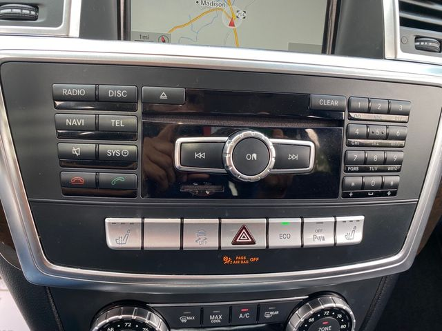 2015 Mercedes-Benz GL 450 GL 450 Madison, NC 34