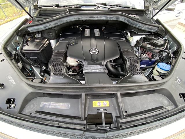 2015 Mercedes-Benz GL 450 GL 450 Madison, NC 44