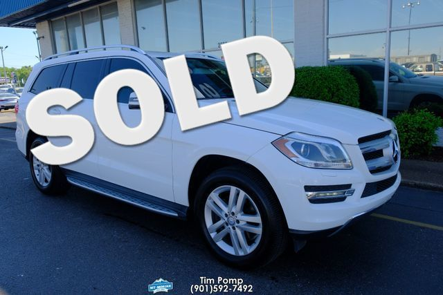 2015 Mercedes-Benz GL 450 in Memphis Tennessee