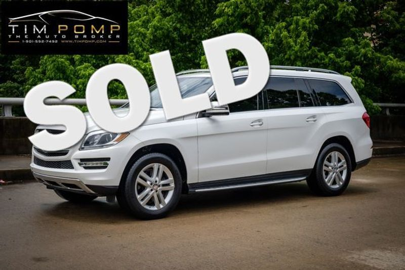 2015 Mercedes-Benz GL 450 SUNROOF NAVIGATION   Memphis, Tennessee   Tim Pomp - The Auto Broker in Memphis Tennessee