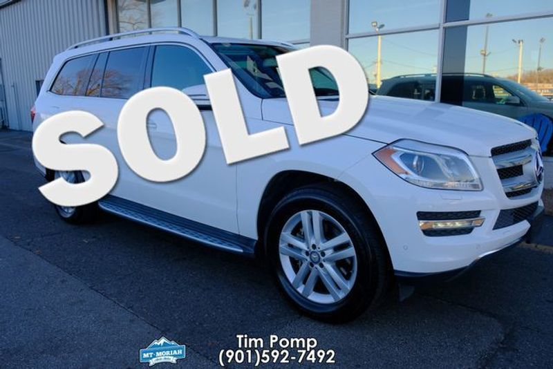 2015 Mercedes-Benz GL 450  | Memphis, Tennessee | Tim Pomp - The Auto Broker in Memphis Tennessee