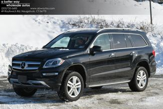 2015 Mercedes-Benz GL 450 4Matic Naugatuck, Connecticut
