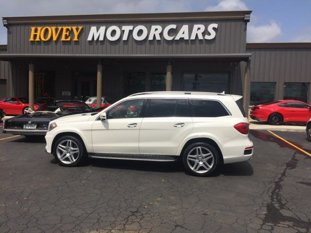 2015 Mercedes-Benz GL 550