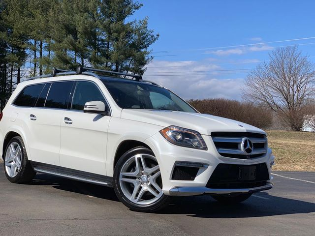 2015 Mercedes-Benz GL 550 550 4MATIC