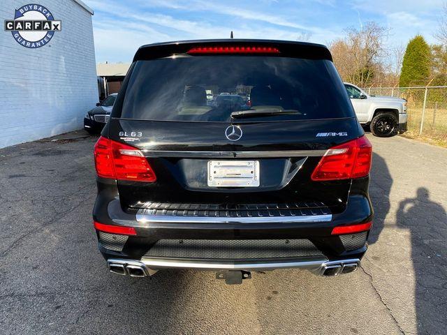 2015 Mercedes-Benz GL 63 AMG GL 63 AMG?? Madison, NC 2