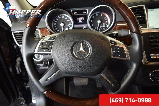 2015 Mercedes-Benz GL-Class GL550 in McKinney, Texas 75070