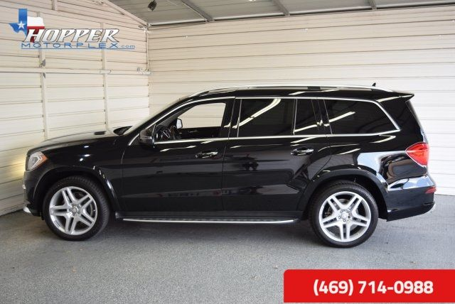 2015 Mercedes-Benz GL-Class GL550 in McKinney Texas, 75070