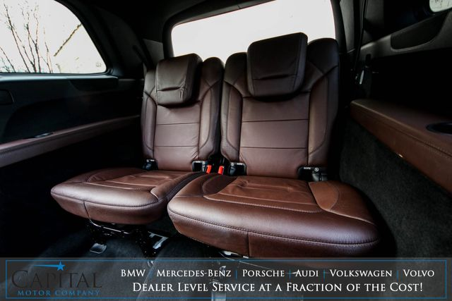 """2015 Mercedes-Benz GL550 4Matic 4WD 7-Passenger SUV with Autonomous Cruise, Massage Seats & 21"""" AMG Wheels in Eau Claire, Wisconsin 54703"""