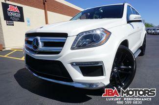 2015 Mercedes-Benz GL550 GL Class 550 AMG 4Matic AWD Diamond White Rear DVD | MESA, AZ | JBA MOTORS in Mesa AZ