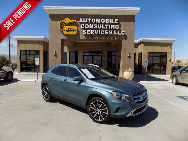2015 Mercedes-Benz GLA 250 in Bullhead City, AZ 86442-6452