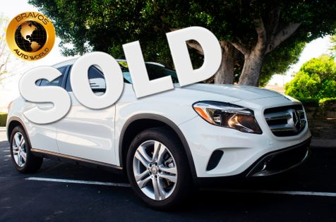 2015 Mercedes-Benz GLA 250 Turbo 2.0 in cathedral city