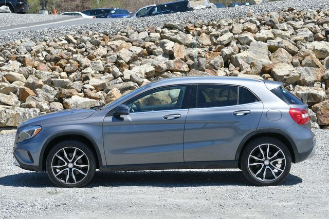 2015 Mercedes-Benz GLA 250 4Matic Naugatuck, Connecticut 1