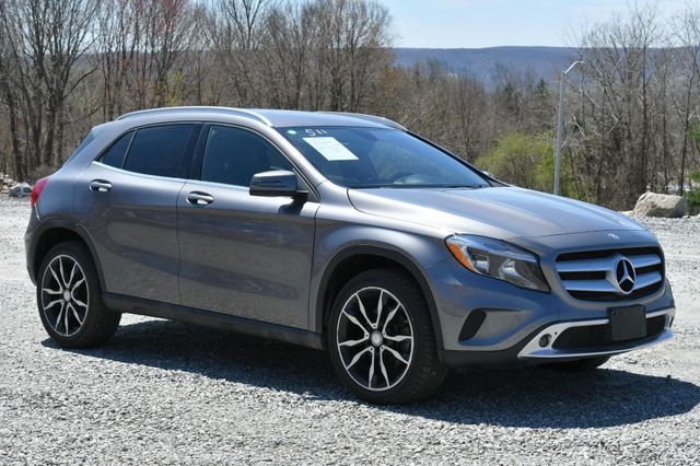 2015 Mercedes-Benz GLA 250 4Matic Naugatuck, Connecticut 6