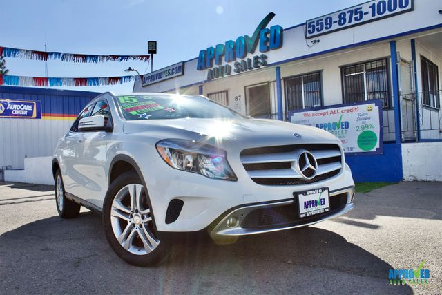 2015 Mercedes-Benz GLA 250 in Sanger, CA 93657