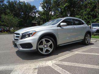 2015 Mercedes-Benz GLA 250 4MATIC. AMG SPORT PKG. Sport Appearance Package SEFFNER, Florida 4