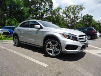 2015 Mercedes-Benz GLA 250 4MATIC. AMG SPORT PKG. Sport Appearance Package SEFFNER, Florida 7
