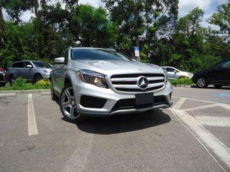 2015 Mercedes-Benz GLA 250 4MATIC. AMG SPORT PKG. Sport Appearance Package SEFFNER, Florida 8