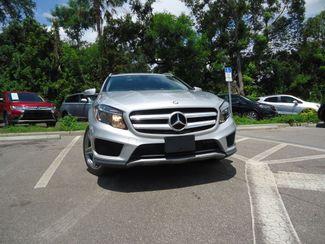 2015 Mercedes-Benz GLA 250 4MATIC. AMG SPORT PKG. Sport Appearance Package SEFFNER, Florida 9