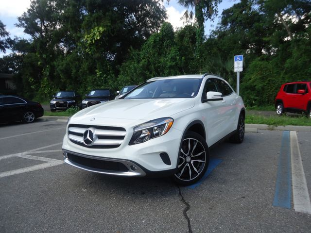2015 Mercedes-Benz GLA 250 250 SEFFNER, Florida