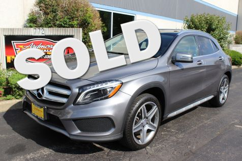 2015 Mercedes-Benz GLA 250  in West Chicago, Illinois