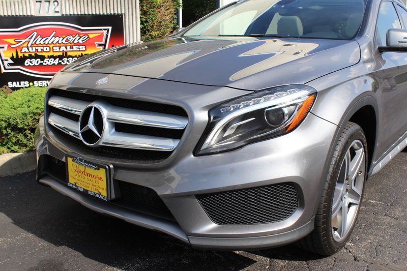 2015 Mercedes-Benz GLA 250   city Illinois  Ardmore Auto Sales  in West Chicago, Illinois