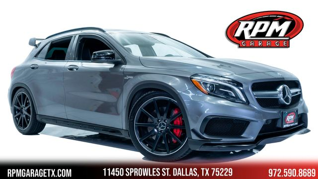 2015 Mercedes-Benz GLA 45 AMG Lowered 80k MSRP