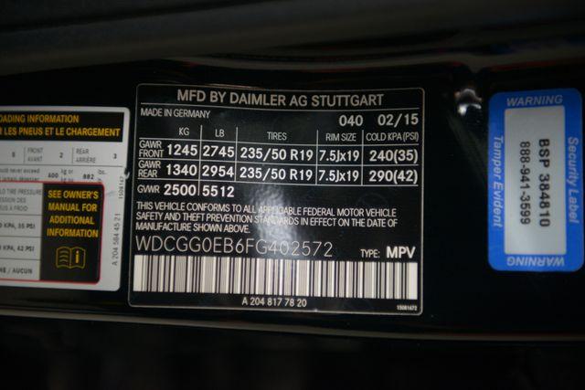 2015 Mercedes-Benz GLK 250 BlueTEC Houston, Texas 33
