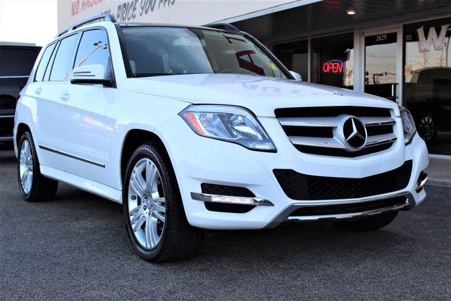 2015 Mercedes-Benz GLK 350 350 4MATIC in Jonesboro, AR 72401