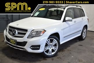 2015 Mercedes-Benz GLK 350 4d SUV GLK350 4matic in Merrillville, IN 46410