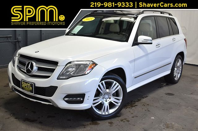 2015 Mercedes-Benz GLK 350 4d SUV GLK350 4matic