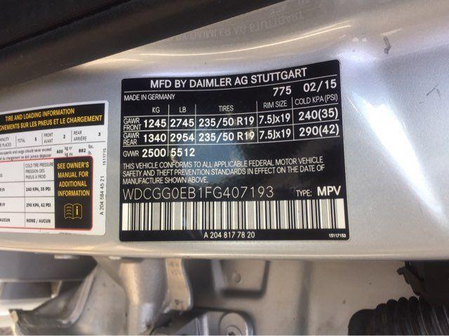 2015 Mercedes-Benz GLK Class GLK250 in San Antonio, TX 78212