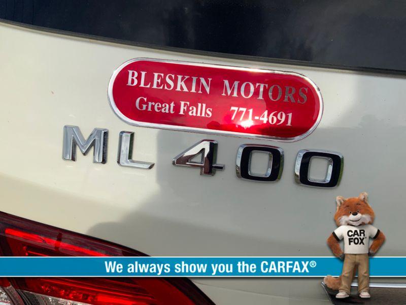 2015 Mercedes-Benz M-Class 4d SUV ML400  city MT  Bleskin Motor Company   in Great Falls, MT