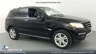 2015 Mercedes-Benz M-Class ML 350 4MATIC in McKinney Texas, 75070