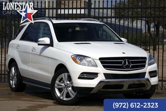 2015 Mercedes-Benz M Class ML350 One Owner Clean Carfax in Plano Texas, 75093