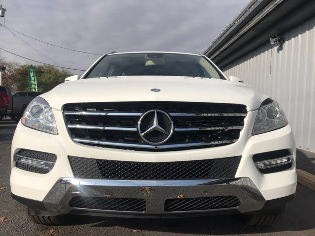 2015 Mercedes-Benz M Class ML350 in San Antonio, TX 78212