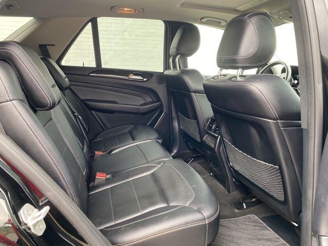 2015 Mercedes-Benz ML 250 BlueTEC Madison, NC 9