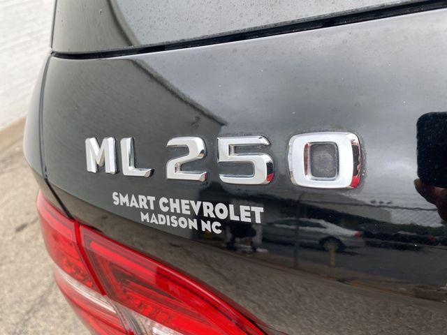 2015 Mercedes-Benz ML 250 BlueTEC Madison, NC 16