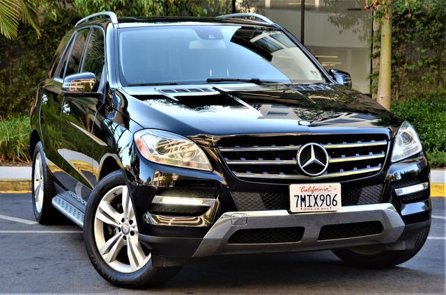 2015 Mercedes-Benz ML 250 BlueTEC in Reseda, CA, CA 91335