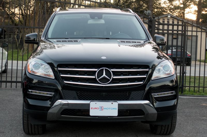 2015 Mercedes-Benz ML 250 BlueTEC   Texas  EURO 2 MOTORS  in , Texas