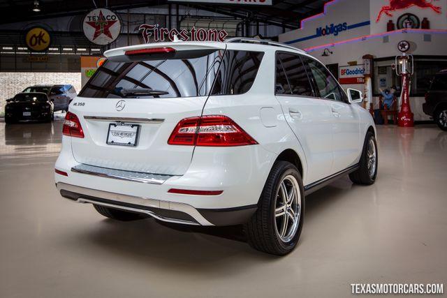 2015 Mercedes-Benz ML 350 in Addison Texas, 75001